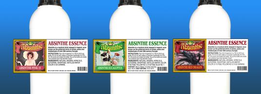 1000 ml Absinthe