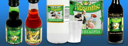 Absinthe Products