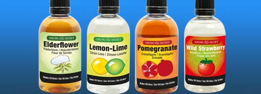 Sparkling Water Flavours 100ML