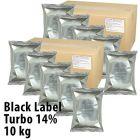 Black Label Turbo 14%, 10 kg