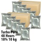 Turbo Pure 48 Hours/18%, 10 kg